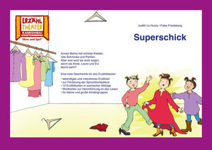 Erzähltheater mit Wortkarten: Superschick