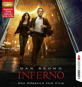 Inferno (3 MP3-CDs)