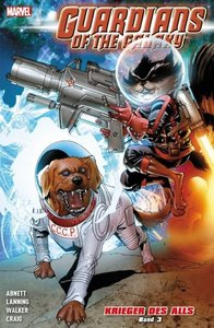 Guardians of the Galaxy: Krieger des Alls, Bd. 3