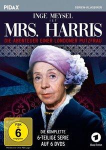 Mrs. Harris - Die Abenteuer einer Londoner Putzfrau