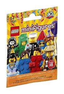 LEGO Display 71021 Minifigures