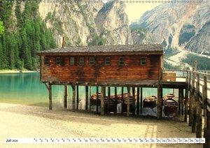 Schöne Alpenwelt