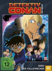 Detektiv Conan - 22. Film: Zero der Vollstrecker. .22, 1 DVD (Li