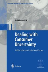 Dealing with consumer uncertainty