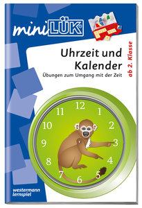 LÜK mini. Uhr / Kalender