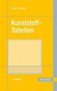 Kunststoff-Tabellen