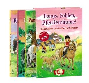 Leselöwen - Ponys, Fohlen, Pferdeträume!