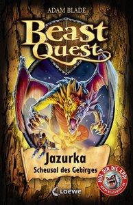 Beast Quest - Jazurka, Scheusal des Gebirges