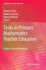 Tasks in Primary Mathematics Teacher Education