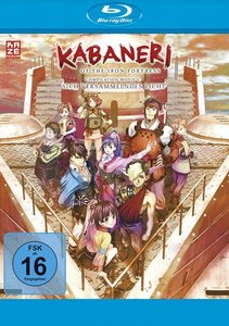 "Kabaneri of the Iron Fortress - Blu-ray Movie 1 ""Sich versammel"