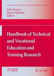 Handbook of Technical and Vocational Education and Training Rese