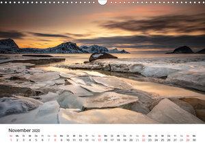 Wildes Europa (Wandkalender 2020 DIN A3 quer)