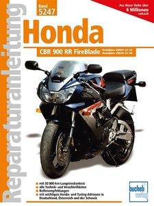 Honda CBR 900 Fireblade / CBR 900 Fireblade RR ab Baujahr 2000 /