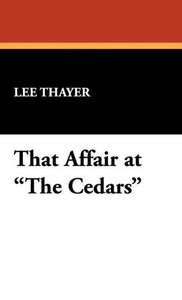 That Affair at the Cedars