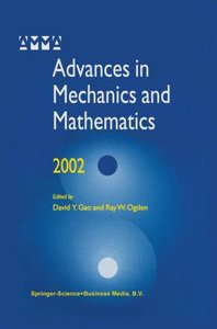 Advances in Mechanics and Mathematics
