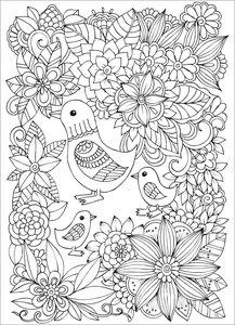 Mein erstes Mustermalbuch Natur
