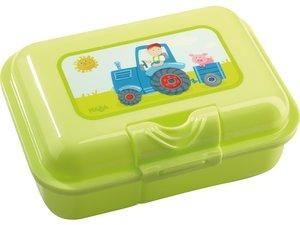 HABA 302821 - Brotdose Traktor, Bauernhof