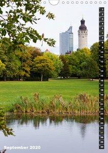 Mein Leipzig (Wandkalender 2020 DIN A4 hoch)
