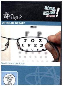 Optische Geräte: Brille, Lupe und Mikroskop