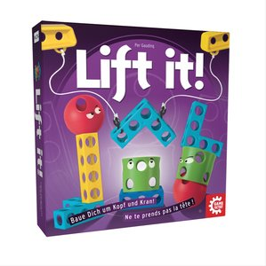 Lift it! (multilingual)