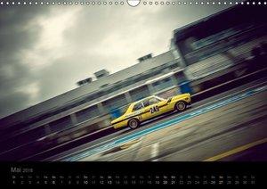 Schnelle Opel (Wandkalender 2018 DIN A3 quer)