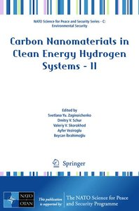 Carbon Nanomaterials in Clean Energy Hydrogen Systems - II