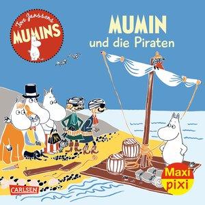 Maxi-Pixi Nr. 234: VE 5 Die Mumins: Mumin und die Piraten