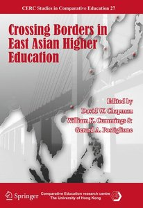 Crossing Borders in East Asian Higher Education