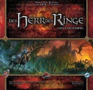 Heidelberger Spieleverlag HE339 - Der Herr der Ringe: Das Karten
