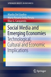 Social Media and Emerging Economies