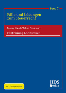 Falltraining Lohnsteuer