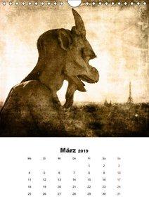 Paris with Love (Wandkalender 2019 DIN A4 hoch)