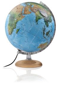 Atmosphere R4 silver Globus