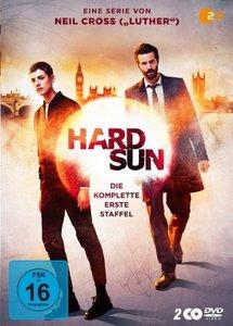 Hard Sun. Staffel.1, 2 DVD