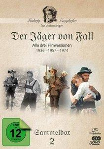 Der Jäger von Fall (1936, 1957, 1974) - Die Ganghofer Verfilmung