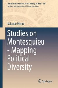 Studies on Montesquieu - Mapping Political Diversity