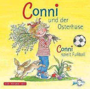 Conni und der Osterhase / Conni spielt Fußball