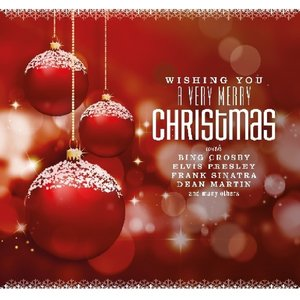 Wishing You A Very Merry Christmsas (farbiges Viny