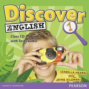 Discover English Global 1 Class CDs