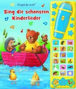 Karaokebuch - Die schönsten Kinderlieder