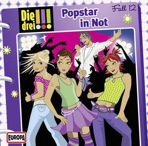 Die drei !!! 12. Popstar in Not (drei Ausrufezeichen)