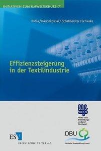 Effizienzsteigerung in der Textilindustrie