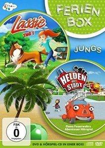 "FerienBox - Jungs - Lassie 1 DVD & Helden der Stadt ""Fiona Feuer"