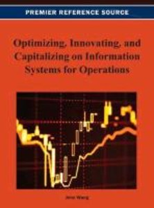 Optimizing, Innovating, and Capitalizing on Information Systems