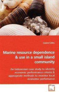 Marine resource dependence