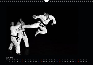Traditionelles Taekwon-Do (Wandkalender 2019 DIN A3 quer)