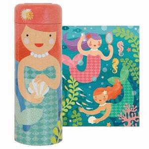 Puzzle Spardose Meerjungfrauen (Kinderpuzzle)