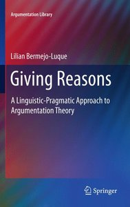 Giving Reasons