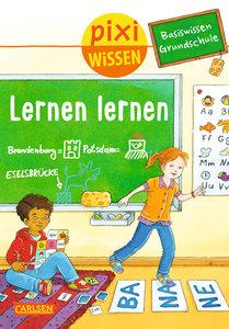Pixi Wissen, Band 88: VE 5 Basiswissen Grundschule: Lernen lerne