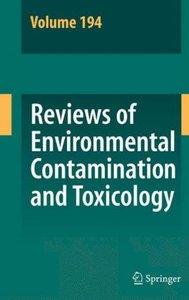 Reviews of Environmental Contamination and Toxicology 194